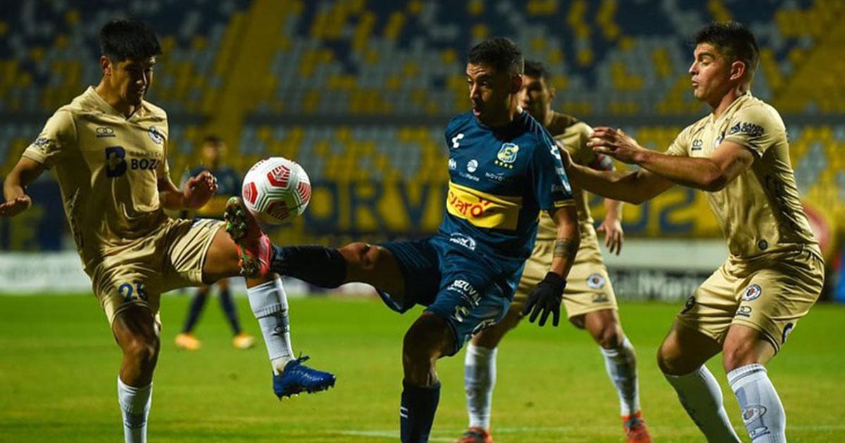 DSC VS Everton Copa Easy