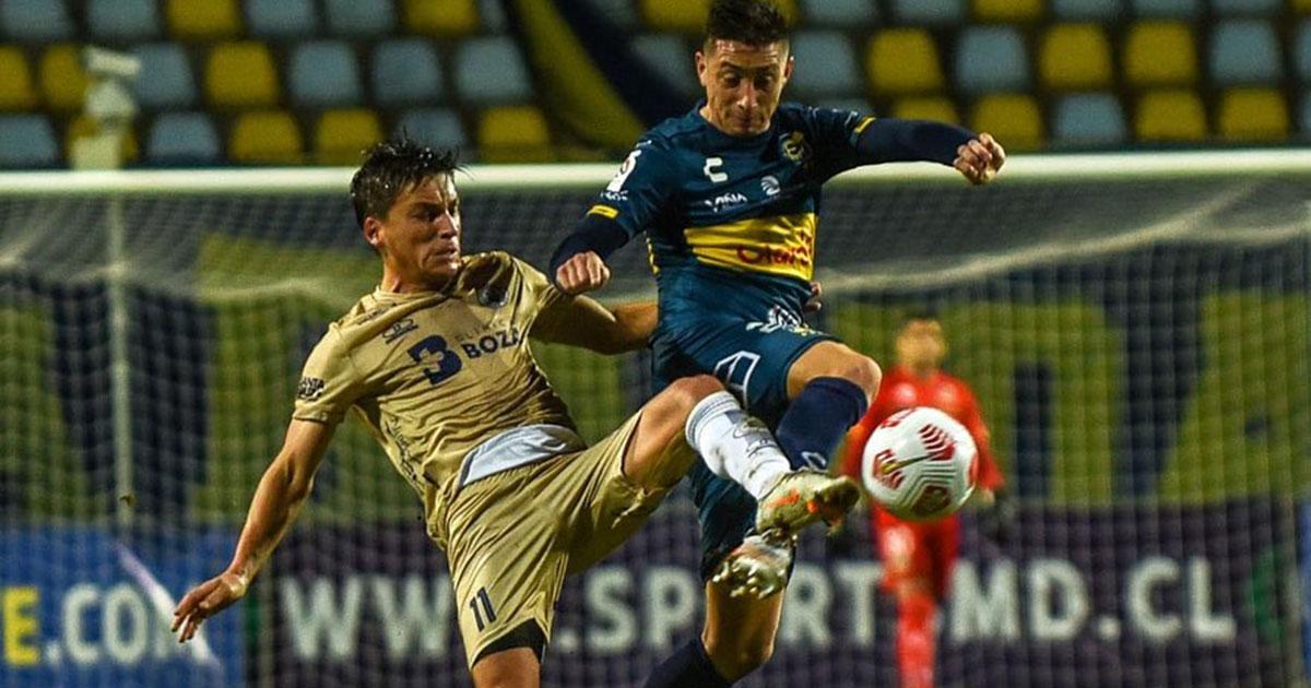 Amarga derrota frente a Everton en Copa Chile Easy 2021