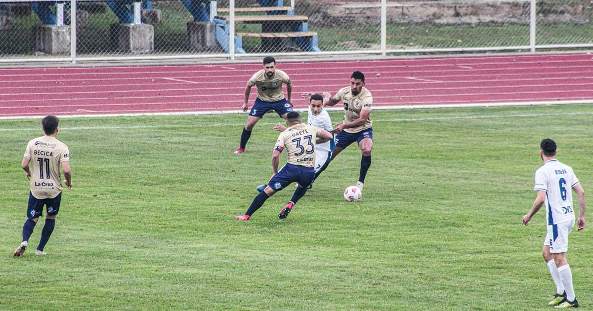 Fase de Copa Chile Easy 2021